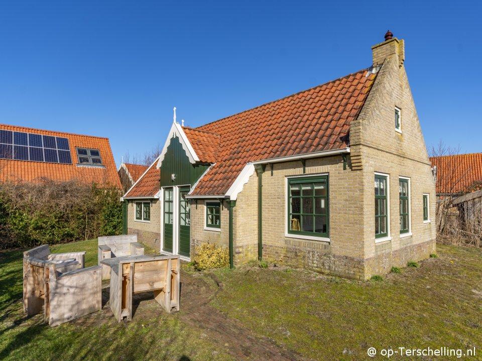 Klik hier voor meer informatie over Vakantiehuis de Strandjutter (Oosterend)
